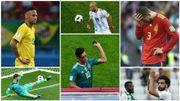 Notre onze des flops du Mondial: un Belge, un Brésilien, cinq Allemands...