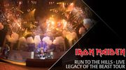 "Iron Maiden: ""Run to The Hills"" Live"