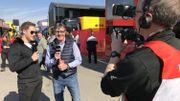 """Vandoorne et ses débuts chez Mercedes : """"Sympa d'avoir une influence sur la voiture des Champions du Monde !"""""""