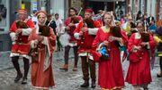 La balade de Carine : Pentecôte à Soignies - Le Tour Saint-Vincent attirera sans doute plus de monde !