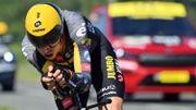 Tour de France : Un monstrueux Wout van Aert s'adjuge le chrono à Saint-Emilion et met fin à une disette belge de 36 ans !