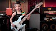 Cette fille de 9 ans reprend Tom Sawyer de Rush avec beaucoup de talent