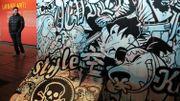 Street art: la plus grande fresque murale d'Europe inaugurée à Evry