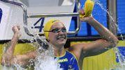 Nouveau record du monde pour Sjostrom sur 100m libre en petit bassin