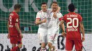 Le Bayern étrille Leverkusen et s'invite en finale de la Coupe