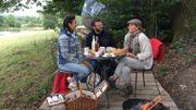 Excursion champêtre à Libramont avec la joyeuse équipe des Ambassadeurs