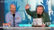 C'est un live mémorable que nous a offert Jean-Luc Fonck !