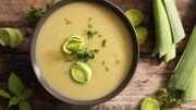 Viva for Life : la recette de la soupe au Brie Président