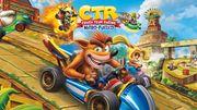 Crash Team Racing : Nitro-Fueled est à tester gratuitement pendant une semaine si vous êtes abonnés au Nintendo Switch Online