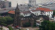 L'une des plus vieilles églises chinoises ravagée par un incendie