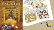 """Prix Première du Roman graphique 2021 : """"Incroyable !"""" - de Zabus & Hippolyte - aux éditions Dargaud"""