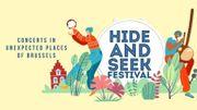 Hide and Seek: Un festival itinérant mêlant musique du monde et lieux insolites