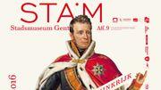 Une expo retrace l'histoire de l'éphémère Royaume uni des Pays-Bas au STAM à Gand