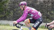 Pascal Ackermann ne souffre d'aucune fracture, mais seulement de contusions
