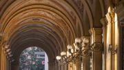 En Italie, les portiques de Bologne s'inscrivent au Patrimoine mondial de l'Unesco