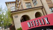 Netflix: coup de frein sur les gains d'abonnés