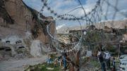 Hasankeyf, en province de Batman, la ville kurde que la Turquie va noyer sous l'eau