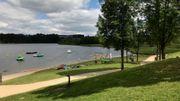 Au lac de Bütgenbach l'eau est considérée comme d'excellente qualité