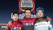 Egan Bernal remporte le Tour du Piémont, sa première victoire depuis le Tour de France