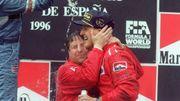 Espagne 1996 : Récital de Schumacher sous le déluge, 6 voitures à l'arrivée