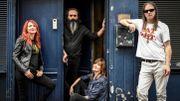 L'Epée, avec Emmanuelle Seigner, redonne vie au rock abrasif et psychédélique