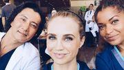 """""""Good Doctor"""": ce que font les acteurs en coulisses va vous faire sourire"""