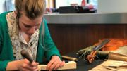Plusieurs luthiers belges et étrangers se sont associés pour promouvoir le violon contemporain