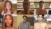 Amy Schumer, Mark Ruffalo, Chris Rock, Sarah Silverman... nus pour appeler au vote