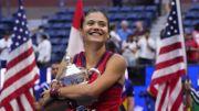 Emma Raducanu, 18 ans réalise un exploit en remportant l'US Open