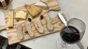 Quatre fromages avec quatre bières dédiées