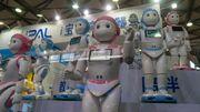 Pas de baby-sitter? Voici le robot-professeur pour garder les tout-petits...
