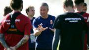 """Storck : """"Nous allons jouer sans pression face à la Belgique"""""""