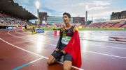 Sacoor champion du Monde junior sur 400m, une première pour la Belgique