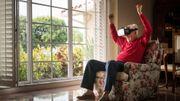La réalité virtuelle pour faire voyager les seniors