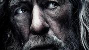 """Nouvelles affiches sombres pour la fin de la trilogie """"The Hobbit"""""""
