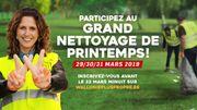 """L'usine """"Valvert"""" d'Etalle participe aussi au """"Grand Nettoyage de Printemps"""""""