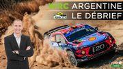 Debriefing WRC du dimanche : Neuville réalise la bonne affaire