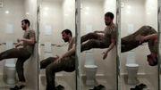 Insolite: comment changer une ampoule dans un wc? La réponse en image