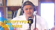 Bonus vidéo: LEOFIFTYFIVE en session sur Pure