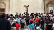 La Victoire de Samothrace retrouve sa place, au Louvre, après dix mois de restauration