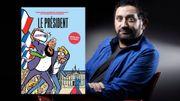 Cyril Hanouna prochain président de la France? Une BD envisage l'improbable scénario