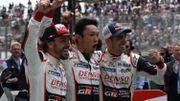 Victoire d'Alonso au général à Sivlerstone, Maxime Martin 5e en GTE Pro