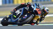Nouvelle victoire pour Francesco Bagnaia en Moto2