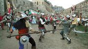 Oyez oyez braves gens, les chevaliers vous attendent à Bouillon ce week-end…