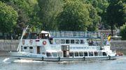 Une croisière sur la Meuse