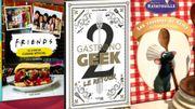 Cuisine et cinéma : les meilleurs livres de recettes inspirés du 7e art et des séries