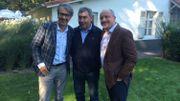 """""""Sur les traces"""" et dans la roue d'Eddy Merckx"""