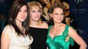 Hilarie Burton, Sophie Bush et Bethany Joy Lenz
