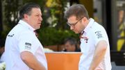 Coronavirus : McLaren place 14 autres personnes en quarantaine