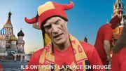 """""""HAKAKIKI"""" l'hymne des Diables Rouges par Martin Charlier !"""